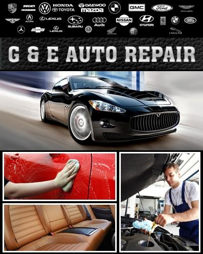 19 For Oil Change Interior And Exterior Car Cleaning And 53 Point Inspection At G E Auto