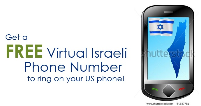 Free Israeli Number To Ring On Your US Phone | Kollel Budget