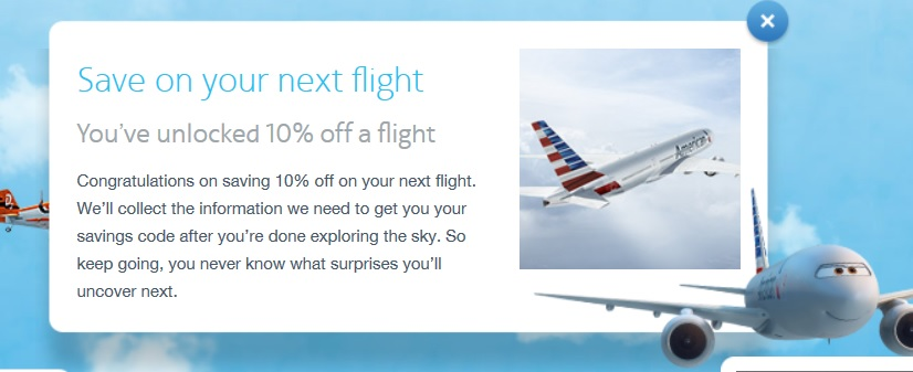 Coupons american airlines tickets