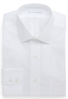 Amazon a i s t o n e men s 100 cotton wrinkle free for Wrinkle free dress shirts amazon
