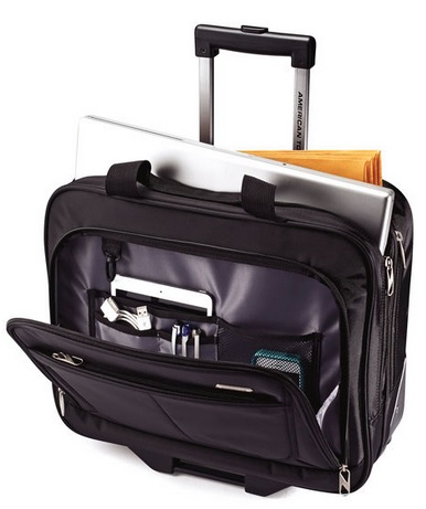 American tourister wheeled mobile office bag only free shipping kollel budget - American tourister office bags ...