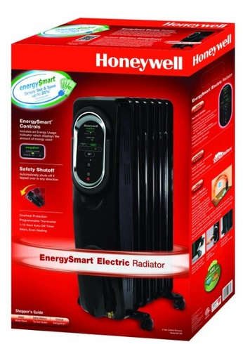 Amazon Honeywell Hz 789 Energysmart Electric Oil Filled
