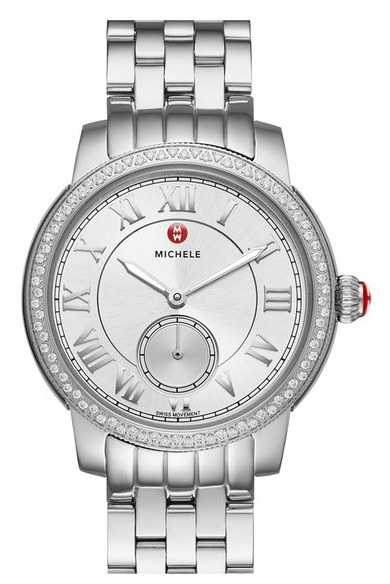 14916e1b5520a MICHELE Harbor Diamond Watch Only $999.99 + Free Shipping From ...