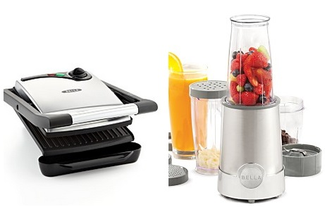 Macy\'s: Bella Panini Grill or Bella Rocket Blender Only ...