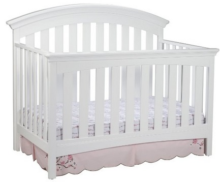 Delta Children Bentley 4 In 1 Crib Only 141 45 Free