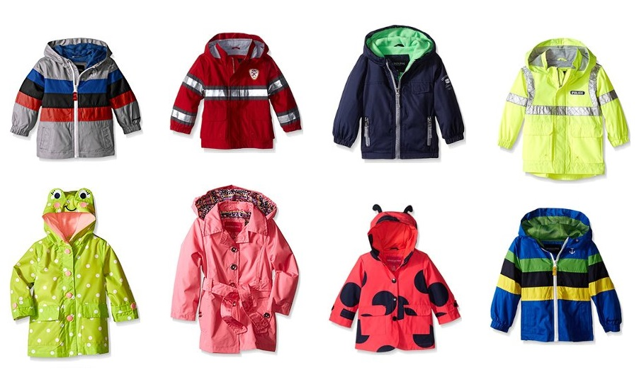Amazon: Little Kids London Fog Jackets & Rain Coats On ...