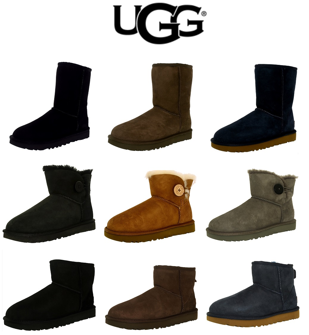 4c4977158b7 Women's Ugg Boot Sale: Classic Mini Only $79.99, Mini Baile Only ...