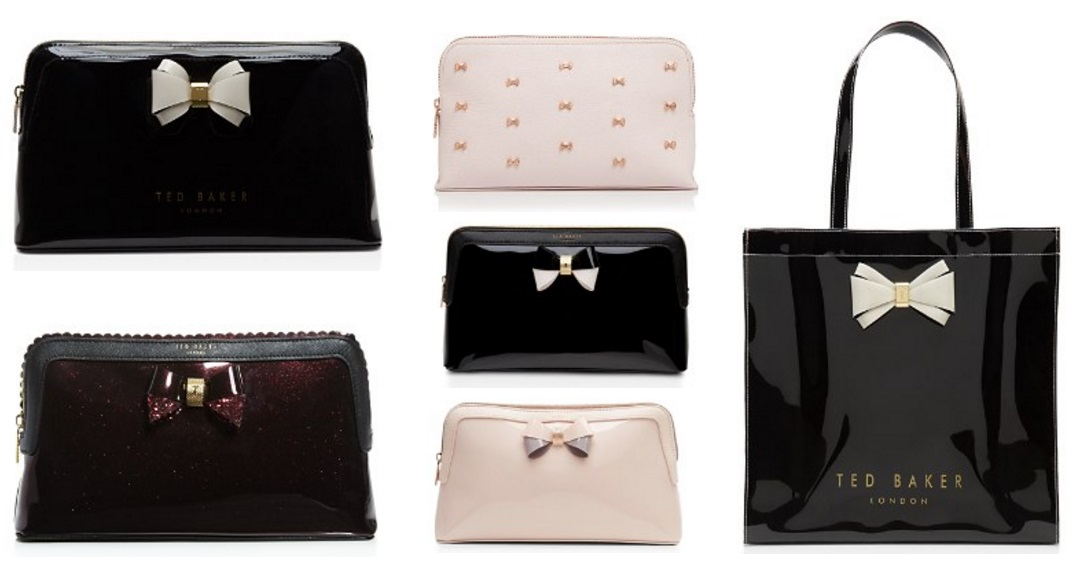 c2df79cee0babb Ted Baker Cosmetic Bags From  36.75 + Free Shipping From ...