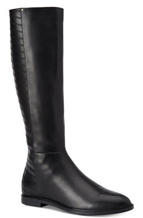 956a24335fb Macy s has the Calvin Klein Women s Donnily Wide-Calf Riding Boots on sale  for  107.40