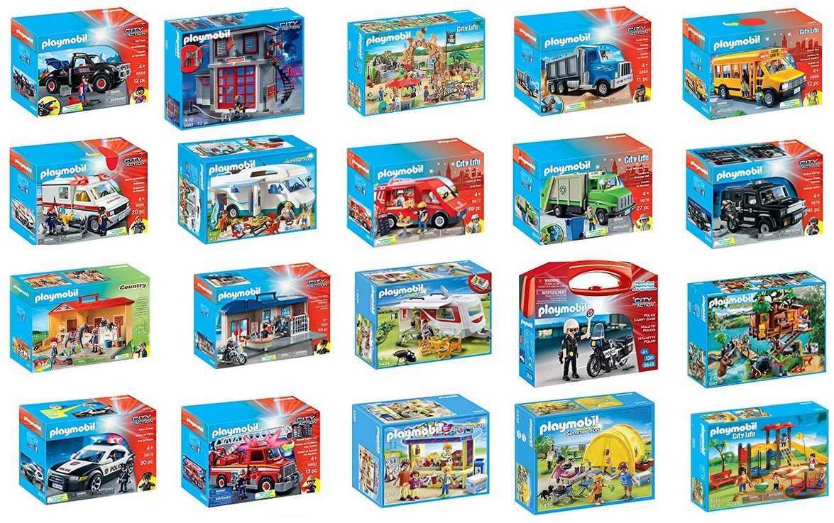 Update Amazon Playmobil City Food Truck Playset Only 9