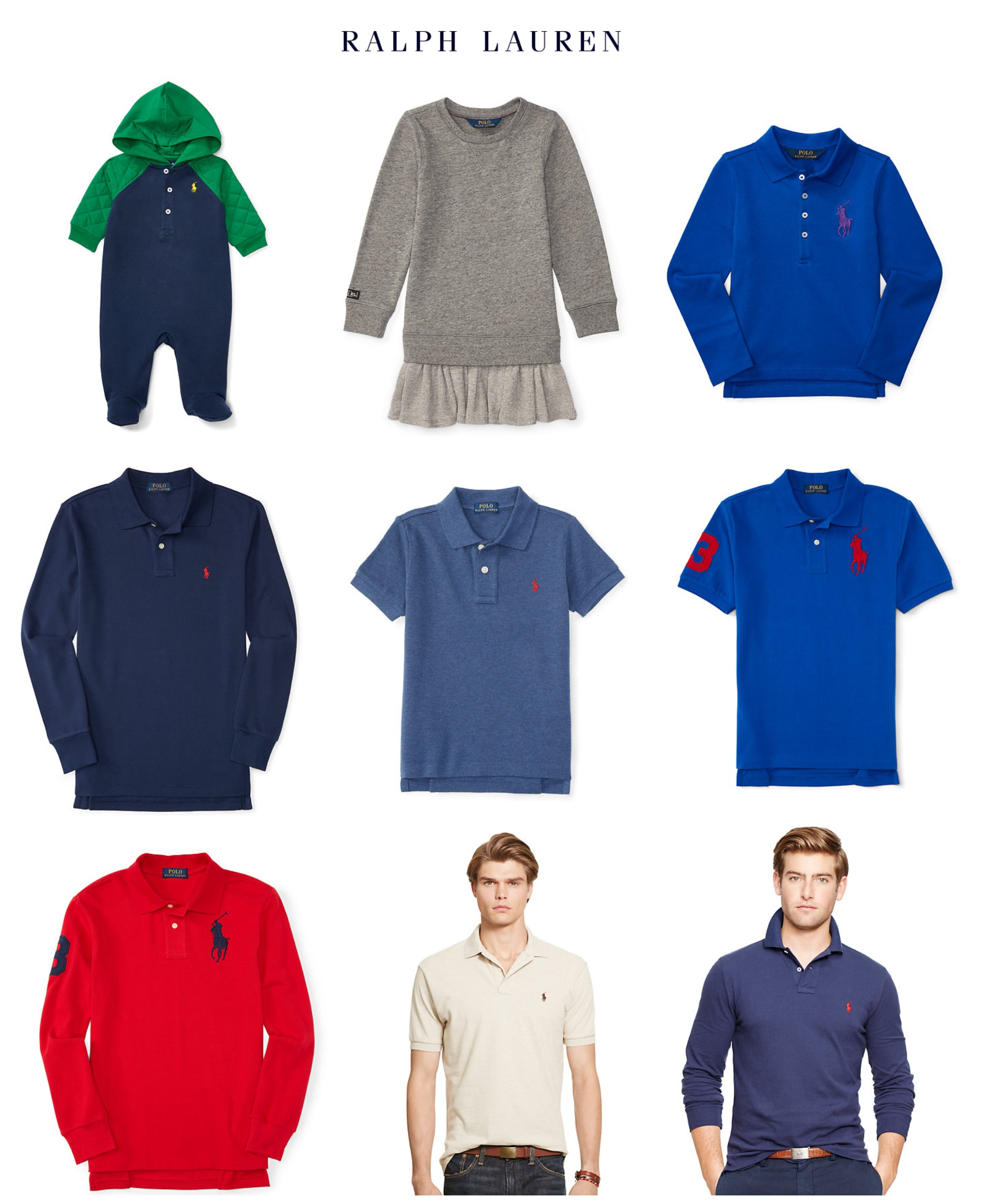 Ralph Lauren takes an extra 40% off select sale styles via coupon code
