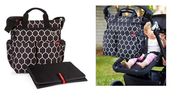 Toys R Us Has The Skip Hop Duo Signature Diaper Bag Onyx Tile Marked Down To Only 24 59 Free Shipping 99