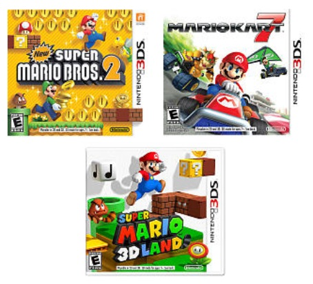 Toys R Us Nintendo 3ds Mario Games Only 19 99 Each Reg