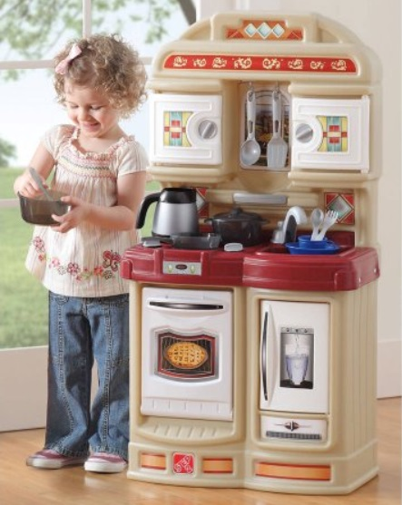 Walmart Step2 Cozy Kitchen Includes 21 Piece Accessory Set Only 46 99 Free Shipping Kollel Budget