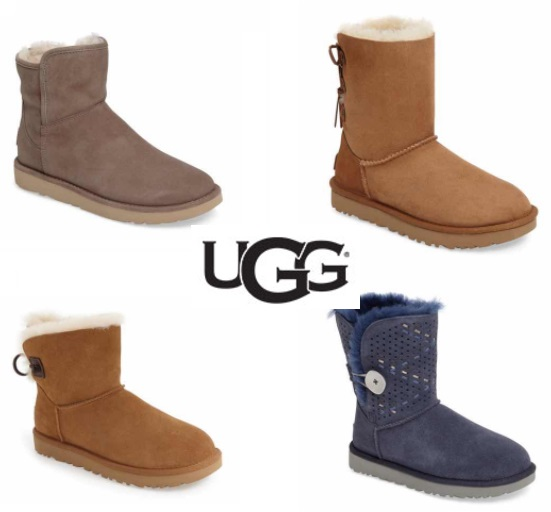 Shopping Tips for UGG: 1. Following CouponCabin links to the UGG online shop takes you to an exclusive selection of UGG footwear styles! 2. A complimentary one-year warranty that covers damage within the first year comes with every pair of shoes and boots. 3. .
