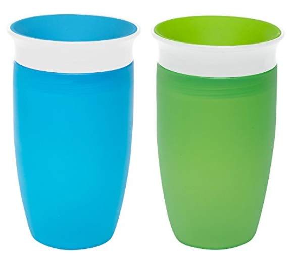 Hurry Amazon Munchkin Miracle 360 Sippy Cup Green Blue