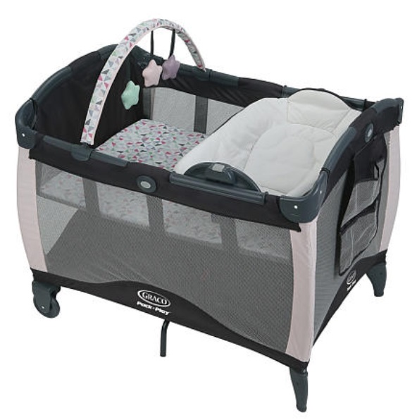 Toys R Us Graco Pack N Play Playard With Reversible