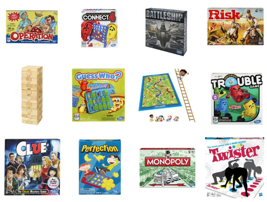 Toys R Us 20 Off All Hasbro Board Games Kollel Budget