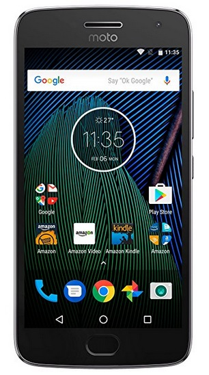 Amazon Prime Deal: Moto G Plus (5th Generation) 64 GB, Unlocked Phone Only $179.99 + Free ...
