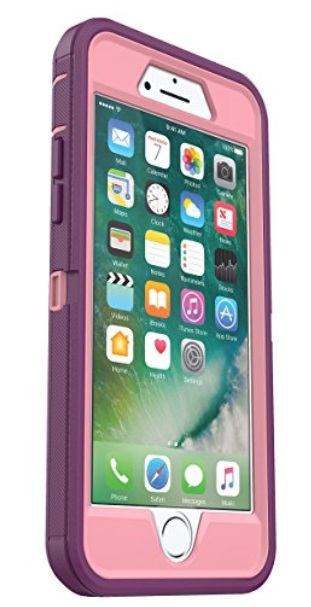 online retailer 2e336 7eb11 Amazon: OtterBox DEFENDER SERIES Case for iPhone 8 & iPhone 7 ...