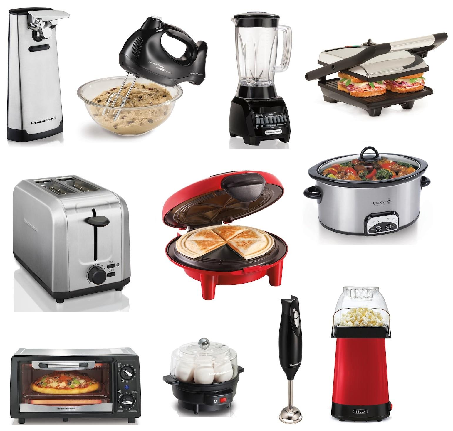 HOT – Kohls: 3 Small Kitchen Appliances (Blender, Toaster Oven