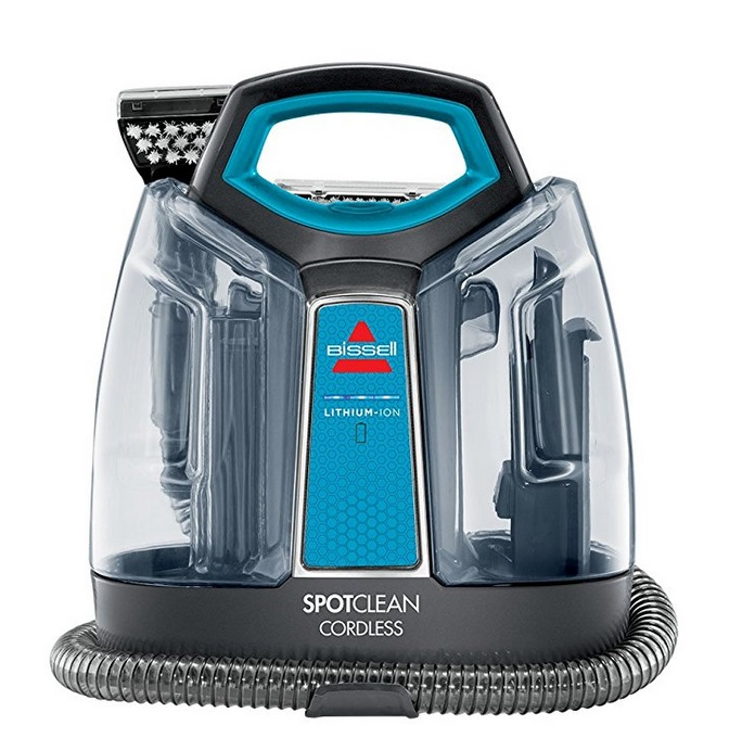 Walmart Bissell Spotclean Cordless Portable Spot And Stain Cleaner 1570 Only 61 87 Free Shipping Kollel Budget