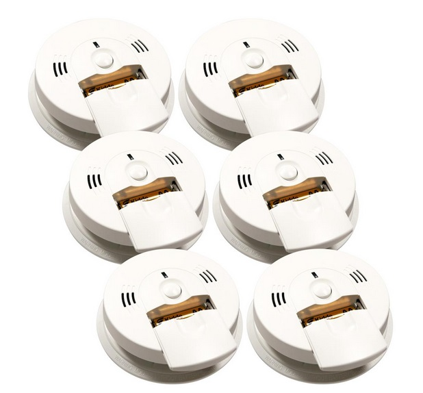 Today Only Home Depot Up To 31 Off Smoke And Carbon Monoxide Alarms Free Shipping Kollel Budget