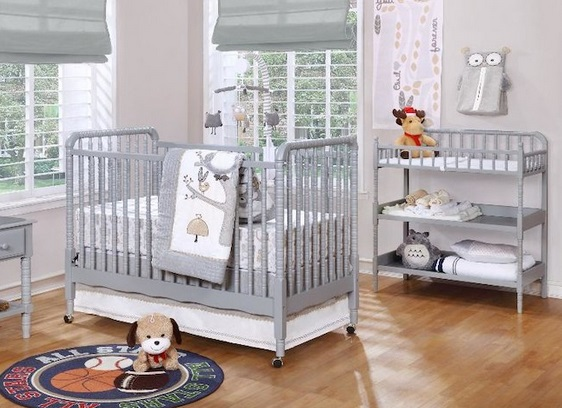Shermag Jenny Lind 3 In 1 Convertible Crib Only 129 98