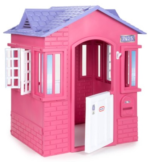 Walmart Little Tikes Princess Cottage Playhouse Pink Only 7994