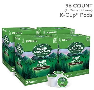 Amazon Green Mountain Coffee Dark Magic Keurig Single Serve K Cup