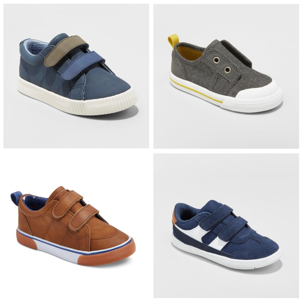 fb1ae4d2d907 Target: Toddler Boy's Cat & Jack Sneakers Only $10 – $15 | Kollel Budget
