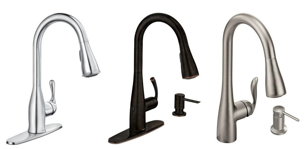 Home Depot: Up To 40% Off Select MOEN Kitchen Faucets ...