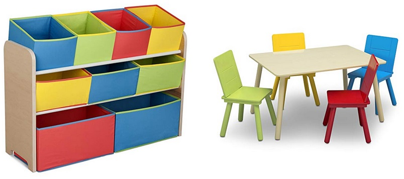 Awe Inspiring Hot Price Amazon Delta Children Deluxe Multi Bin Toy Frankydiablos Diy Chair Ideas Frankydiabloscom