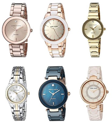 9cb2ca57706d Amazon Deal Of The Day  Save Up To 65% Off Anne Klein Women s Watches –  From  26.99 + Free Shipping!