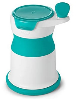 Oxo Tot Mash Maker Baby Food Mill Teal Only 5 99 From
