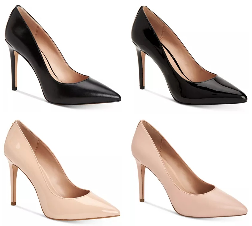 9984382b6682 BCBGeneration Heidi Classic Pointed-Toe Women s Pumps Only  31.15 From  Macy s!