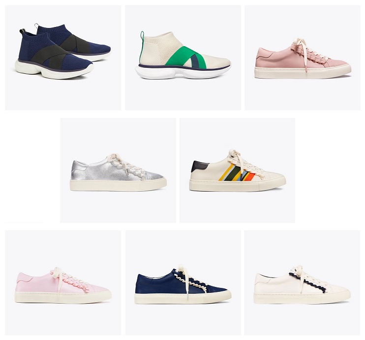 Tory Burch – Tory Sport Sneakers Only