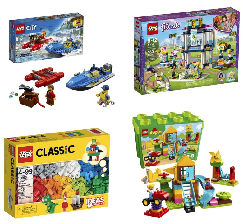 Great Prices Save 50 Off Select Lego And Duplo Sets From