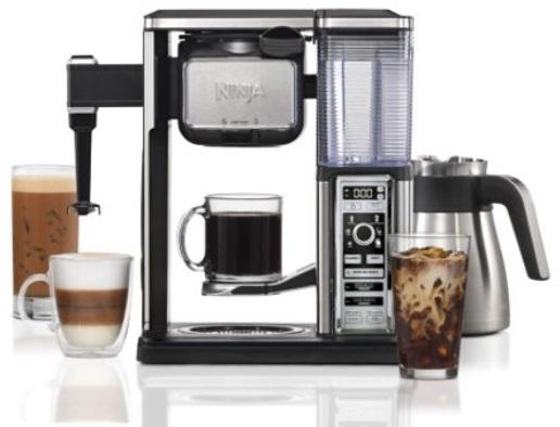 Ninja Coffee Bar® System CF097 Only $89 + Free Shipping From Walmart! - Kollel Budget