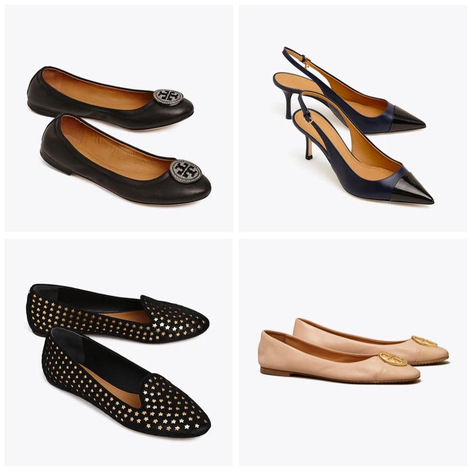 Tory Burch Women's Shoes Only $139 +